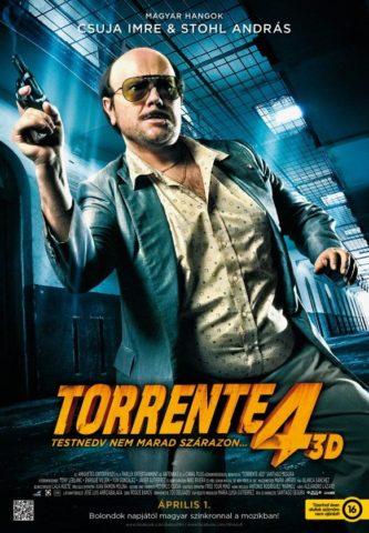 TORRENTE 4. 3D (Torrente 4) 2011