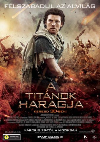 A titánok haragja 3D (Wrath of the Titans) 2012