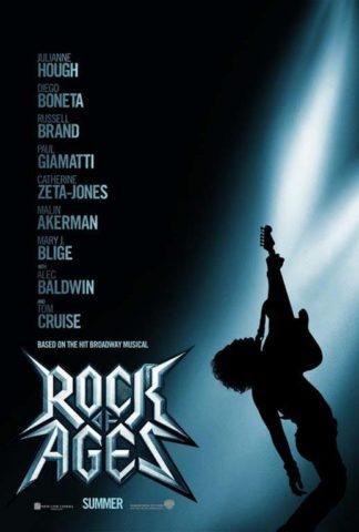Mindörökké Rock (Rock of Ages) 2012