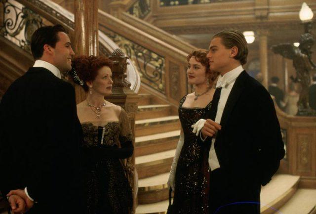Titanic 3D díszbemutató és az első jelenet a filmből