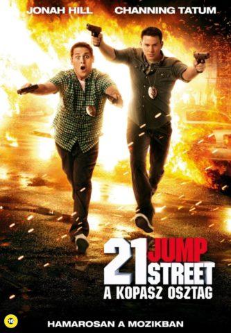 21 Jump Street – A kopasz osztag (21 Jump Street) 2012