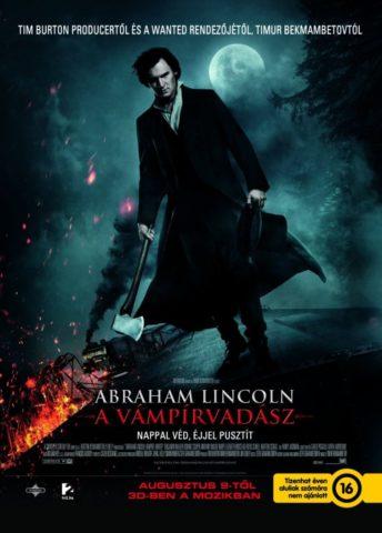 Abraham Lincoln, a vámpírvadász (Abraham Lincoln: Vampire Hunter) 2012