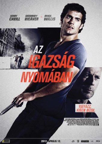Az igazság nyomában, film poszter