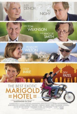 Keleti nyugalom – Marigold Hotel (Best Exotic Marigold Hotel) 2012