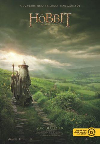 A hobbit – Váratlan utazás (The Hobbit: An Unexpected Journey) 2012