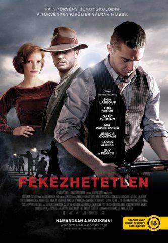 Fékezhetetlen (Lawless) 2012