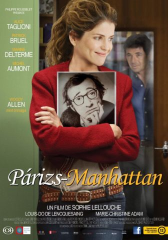 Párizs - Manhattan, film plakát