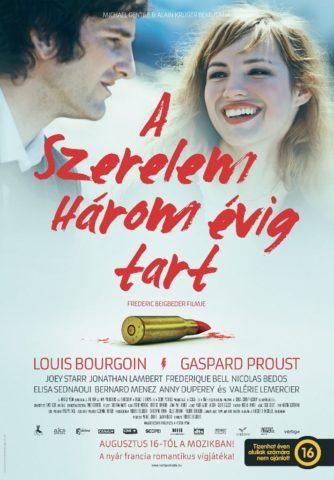 A szerelem három évig tart (L'amour dure trois ans) 2011