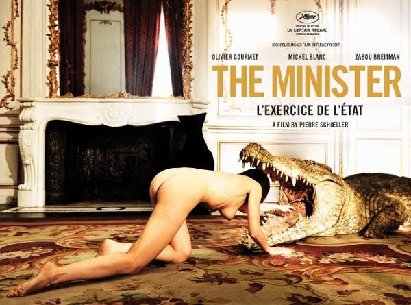Államérdekből (L'exercice de l'État aka. The Minister) 2011