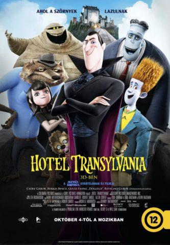 Hotel Transylvania – Ahol a szörnyek lazulnak 3D (Hotel Transylvania) 2012