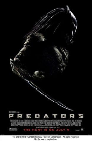 Ragadozók, film plakát