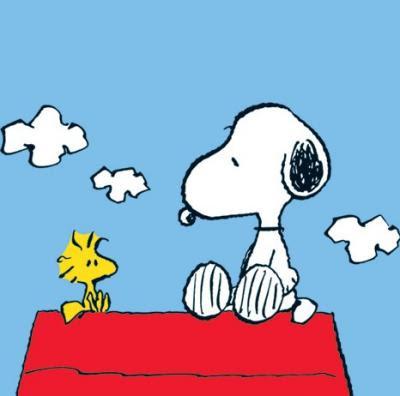 Jön Snoopy!