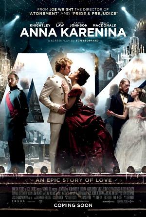 Anna Karenina film plakát
