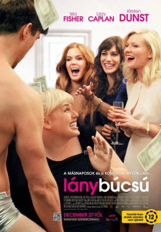 Lánybúcsú (Bachelorette) 2012