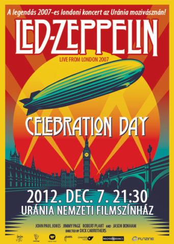 Led Zeppelin – Celebration Day (2007)