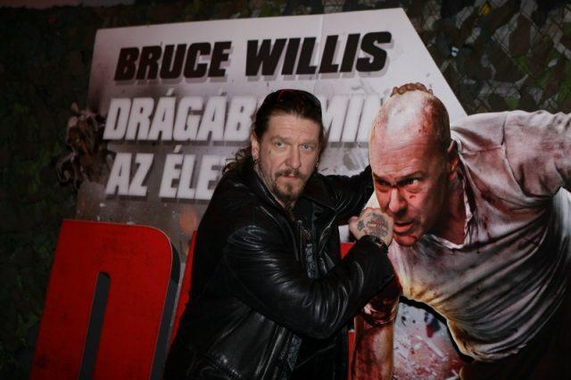 Die Hard, Budapest