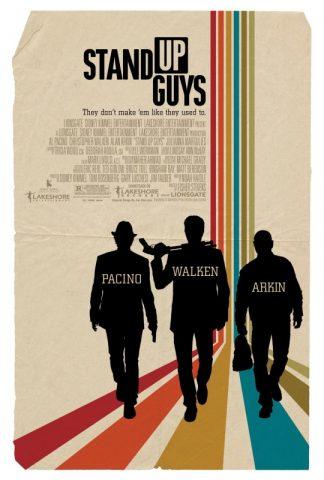 Született gengszterek (Stand Up Guys) 2012