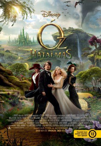Óz, a hatalmas (Oz The Great and Powerful) 2013