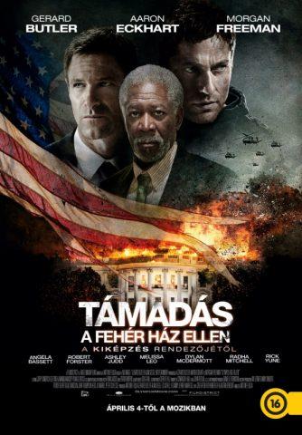 Támadás a Fehér Ház ellen (Olympus Has Fallen) 2012