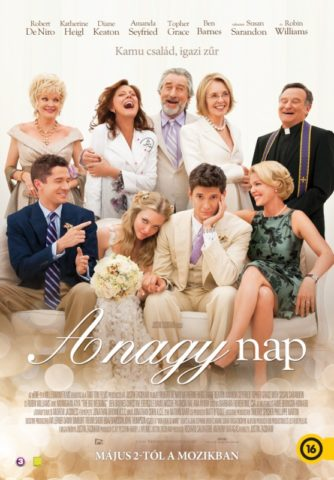 A nagy nap (The Big Wedding) 2012