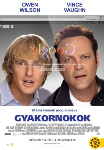 Gyakornokok (The Internship) 2013