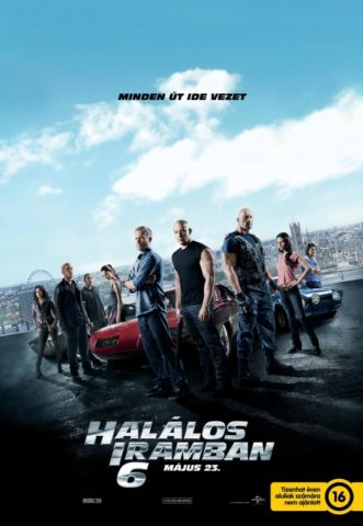Halálos Iramban 6 (The Fast and the Furious 6) 2013