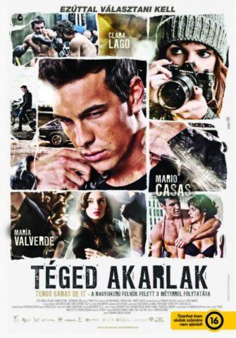 Téged akarlak, film plakát