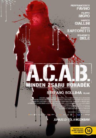 ACAB, film plakát