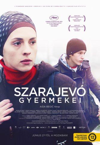 Szarajevó gyermekei film plakát