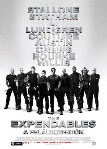 The Expendables – A feláldozhatók (The Expendables) 2010