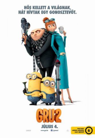 Gru 2 (Despicable Me 2) 2013