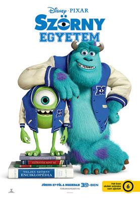 Szörny egyetem (Monsters University) 2013