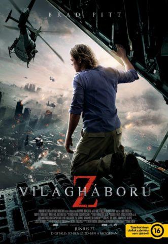 Z világháború (World War Z) 2013