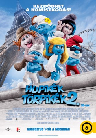 Hupikék törpikék 2. (The Smurfs 2) 2013