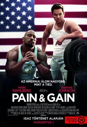 Pain & Gain (Pain & Gain) 2013