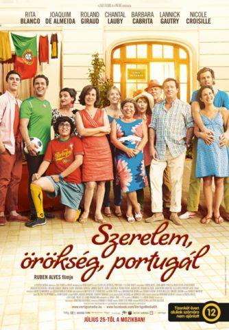Szerelem, örökség, portugál (Le cage dorée ) 2013