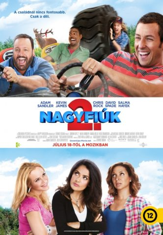 Nagyfiúk 2 (Grown Ups 2) 2013