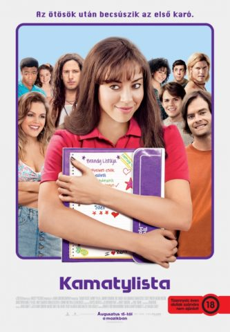 Kamatylista, film plakát