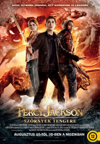 Percy Jackson – Szörnyek tengere (Percy Jackson – Sea of Monsters) 2013