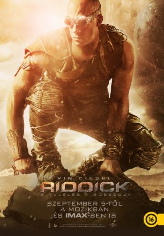 Riddick (Riddick) 2013