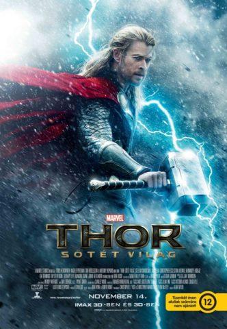 Thor: Sötét világ (Thor: The Dark World) 2013