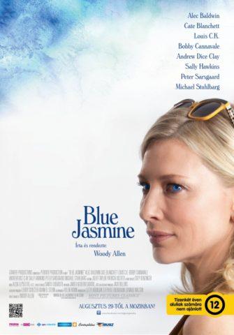 Blue Jasmine, film plakát