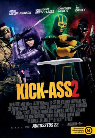 Kick-Ass 2 (Kick-Ass 2) 2013