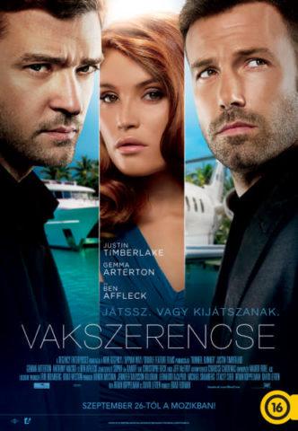 Vakszerencse (Runner, Runner) 2013