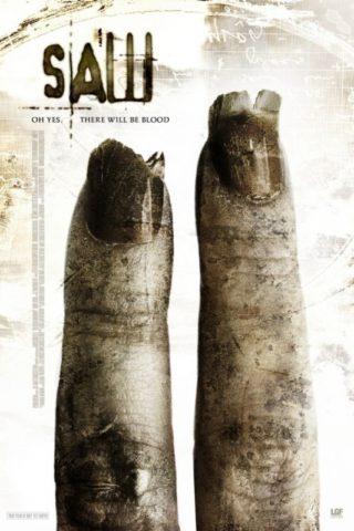Fűrész II. film poszter