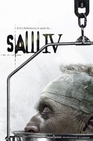 Fűrész IV. film poszter