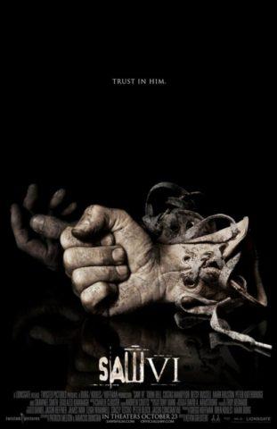 Fűrész 6, film poszter