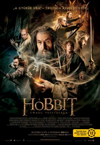 A hobbit – Smaug pusztasága (The Hobbit: The Desolation of Smaug) 2013
