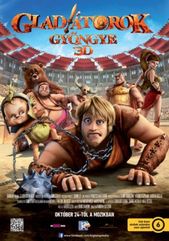 Gladiátorok gyöngye (Gladiatori di Roma) 2012