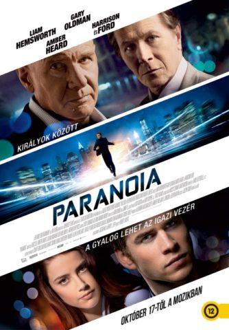 Paranoia (Paranoia) 2013